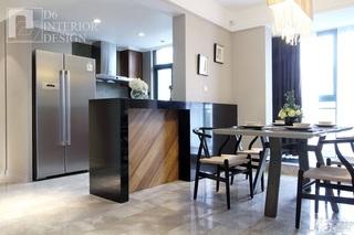 简约风格公寓豪华型140平米以上餐厅隔断餐桌图片
