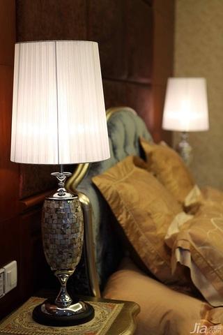 新古典风格别墅豪华型140平米以上灯具效果图