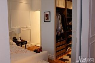 简约风格小户型60平米客厅隔断装修效果图