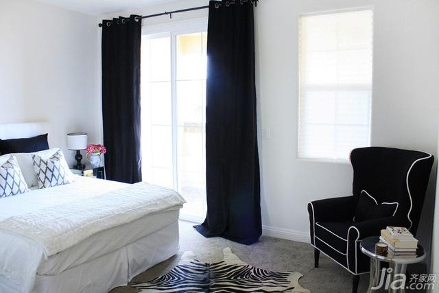 简约风格别墅简洁15-20万卧室床海外家居