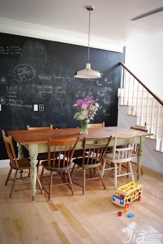 做旧客厅设计 简约时尚美家
