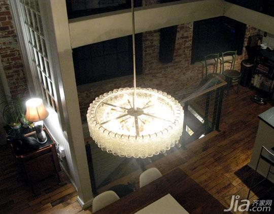 欧式风格别墅豪华型140平米以上灯具效果图