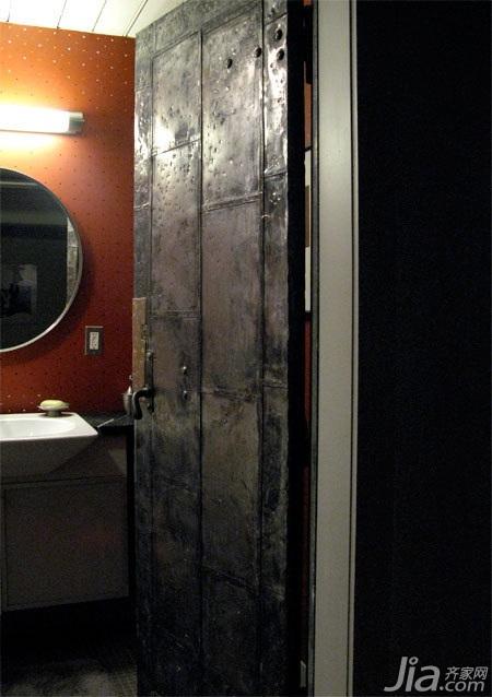 欧式风格别墅豪华型140平米以上卫生间设计图纸