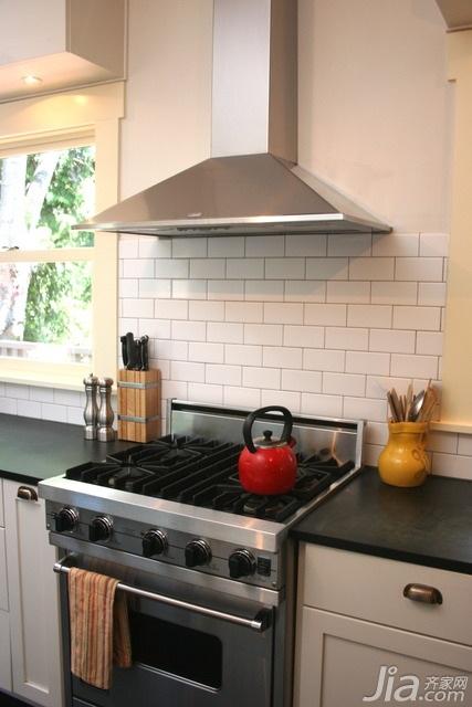 简约风格别墅经济型120平米厨房海外家居