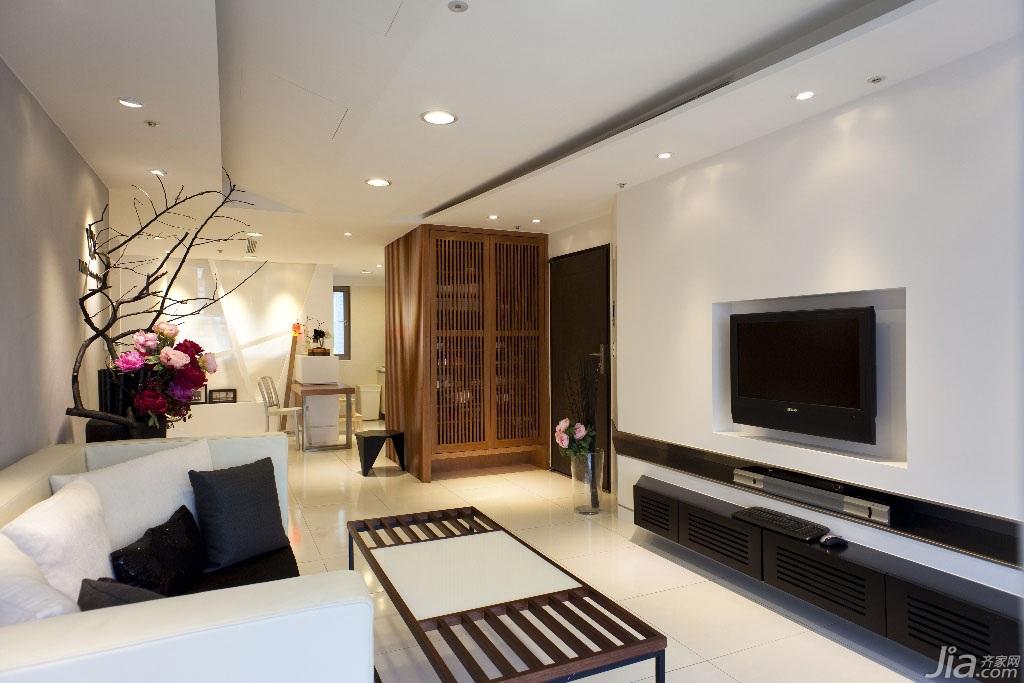 欧式风格公寓经济型110平米海外家居