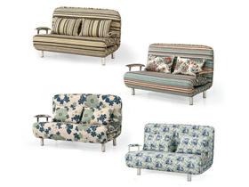 小户型必备 多用途折叠沙发床