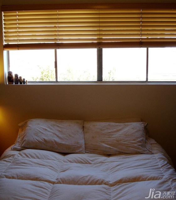 简约风格二居室简洁3万-5万卧室床海外家居