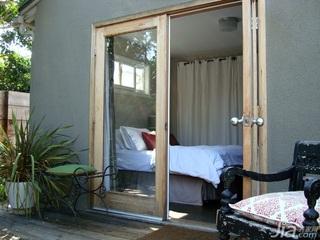 欧式风格公寓经济型110平米卧室门海外家居