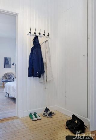 简约风格小户型经济型40平米玄关海外家居