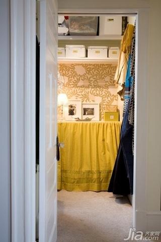 欧式风格公寓富裕型130平米衣帽间海外家居