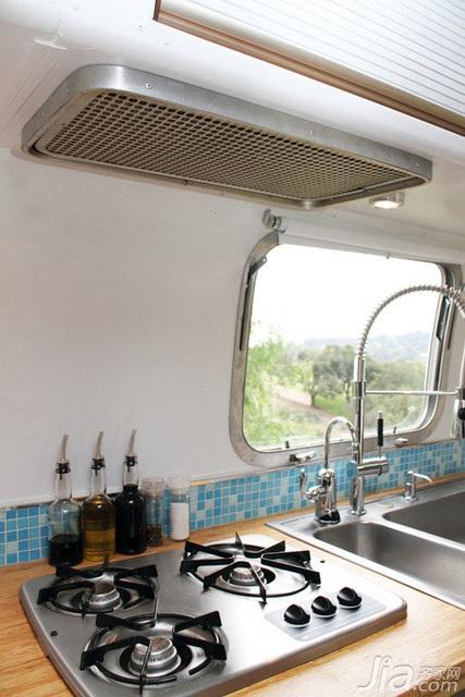 简约风格小户型简洁经济型厨房海外家居
