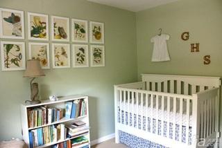 简约风格三居室经济型70平米儿童房儿童床海外家居