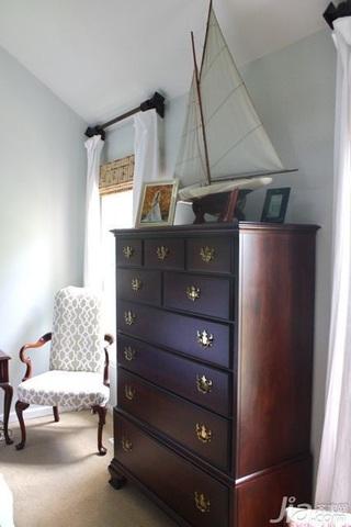 简约风格三居室经济型70平米卧室衣柜海外家居