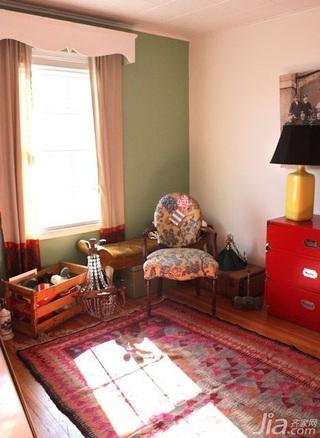 混搭风格别墅经济型100平米储藏室沙发海外家居