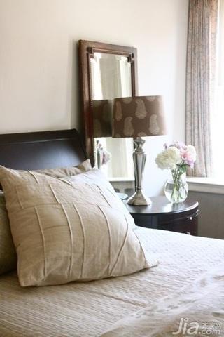 简约风格别墅经济型100平米卧室床海外家居