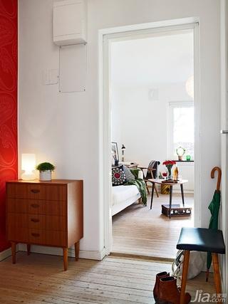 小户型经济型40平米门厅玄关柜海外家居