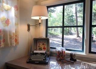 简约风格别墅经济型90平米储藏室灯具海外家居