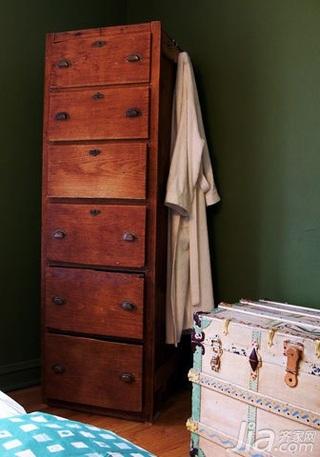 简约风格公寓经济型80平米卧室床海外家居