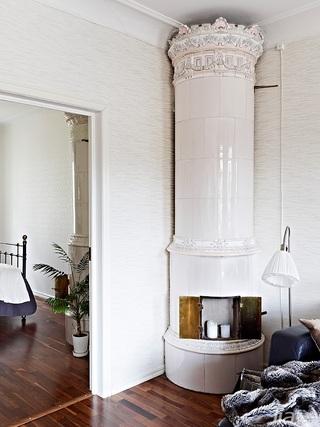 北欧风格小户型经济型70平米卧室海外家居