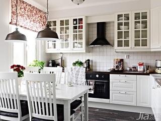 北欧风格小户型经济型70平米厨房海外家居