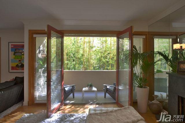 简约风格别墅经济型100平米阳台海外家居