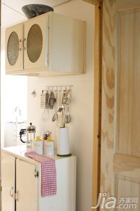 北欧风格公寓经济型50平米浴室柜图片