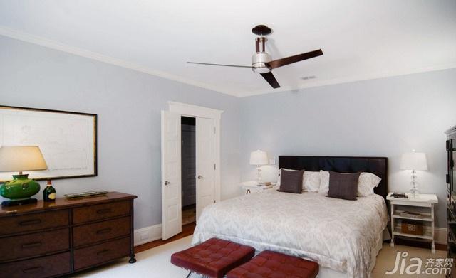 欧式风格公寓100平米飘窗海外家居_齐家网装修效果图图片