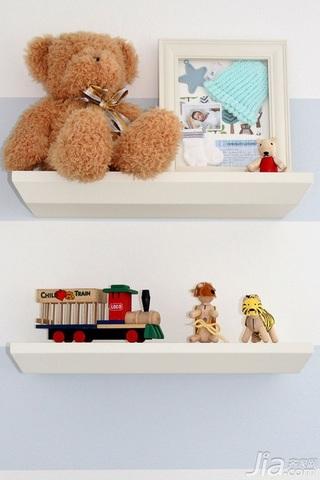 公寓100平米儿童房设计图