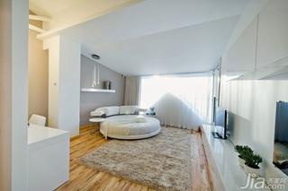 简约风格别墅经济型120平米卧室床海外家居