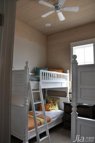 别墅富裕型140平米以上儿童房儿童床海外家居