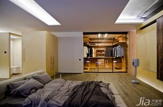 简约风格四房以上富裕型140平米以上卧室吊顶床海外家居
