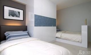 简约风格公寓富裕型90平米卧室衣柜设计图纸