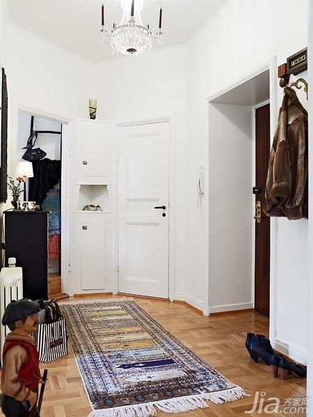 简约风格一居室3万-5万门厅灯具图片