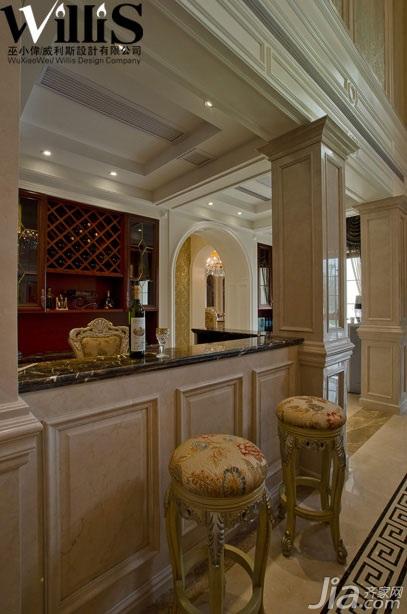 欧式风格别墅豪华型140平米以上洗手台效果图