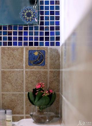 地中海风格小户型经济型50平米婚房家装图