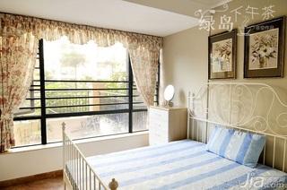 非空田园风格公寓经济型80平米衣柜设计图纸