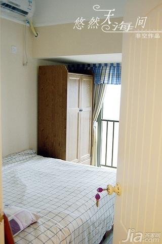 非空地中海风格四房20万以上120平米衣柜设计