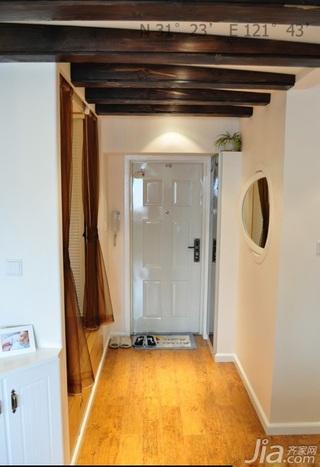 开放式空间设计 60平米精致一居室
