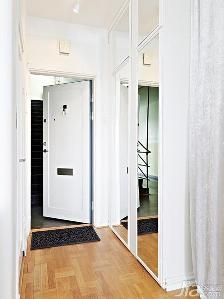 北欧风格小户型门厅设计图