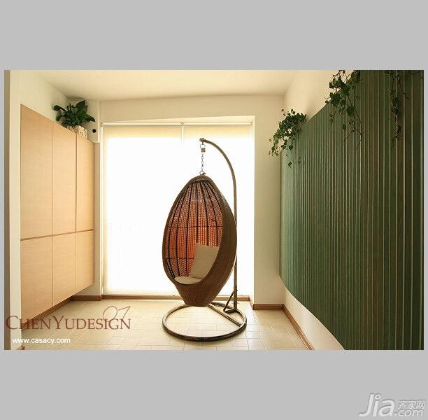 陈禹简约风格四房富裕型140平米以上衣柜订做
