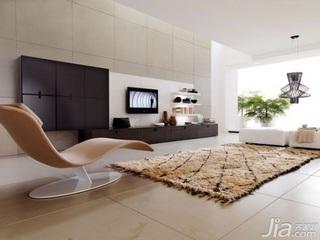 富裕型客厅电视柜图片