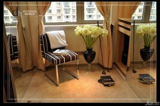 混搭风格公寓经济型130平米衣帽间沙发婚房平面图