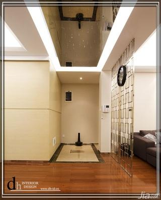 简约风格公寓浪漫经济型140平米以上门厅隔断设计图纸
