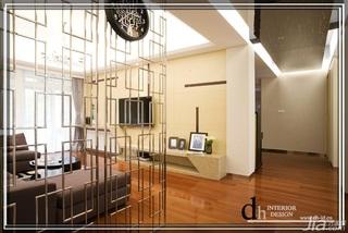 简约风格公寓浪漫经济型140平米以上门厅隔断沙发图片