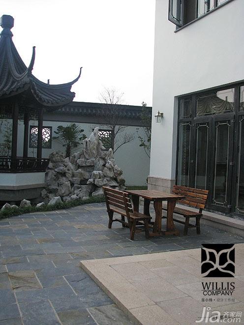 巫小伟欧式风格别墅豪华型140平米以上庭院设计图纸
