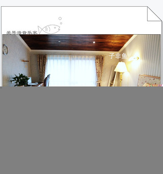 地中海风格复式富裕型140平米以上客厅吧台电视柜效果图