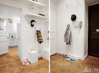 北欧风格小户型舒适经济型卧室衣柜设计图纸