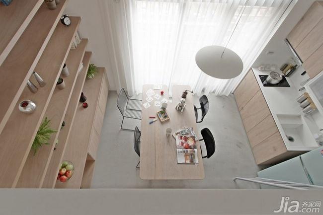 简约风格小户型实用经济型餐厅餐桌图片