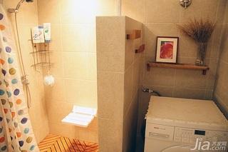 三居室5-10万120平米卫生间隔断装修图片