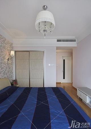 简约风格四房富裕型140平米以上卧室衣柜设计图纸